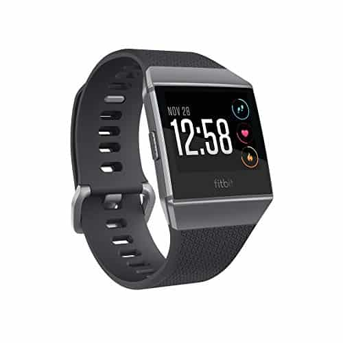 Fitbit Ionic Watch GPS Heart Rate Tracking