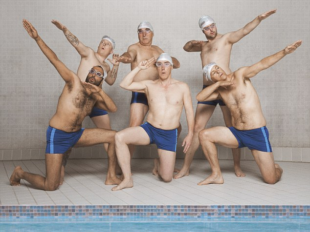 Swimming With Men, out now, stars Rob Brydon who seeks solace in a men's synchronised swimming team when he hits midlife