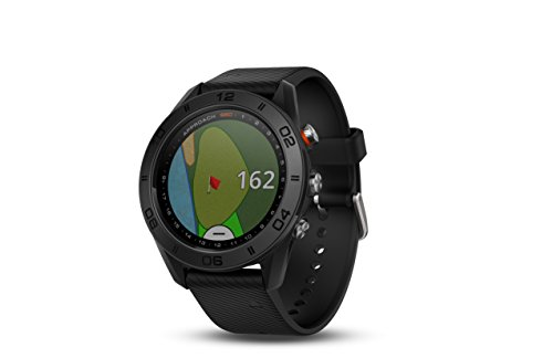 Garmin Approach S60, Premium GPS Golf Watch with Touchscreen Display and Full...