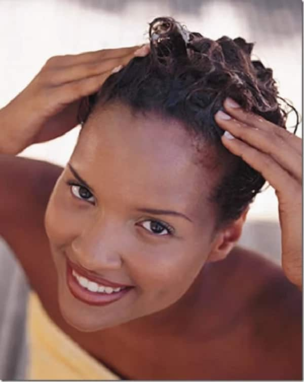 How to soften natural hair without relaxer