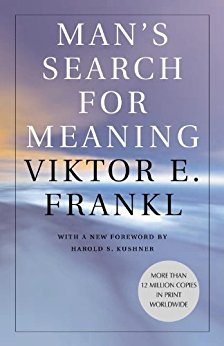 mans search for meaning best psychology book