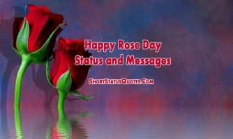 Rose Day Status – Happy Rose Day Wishes, Messages & Quotes