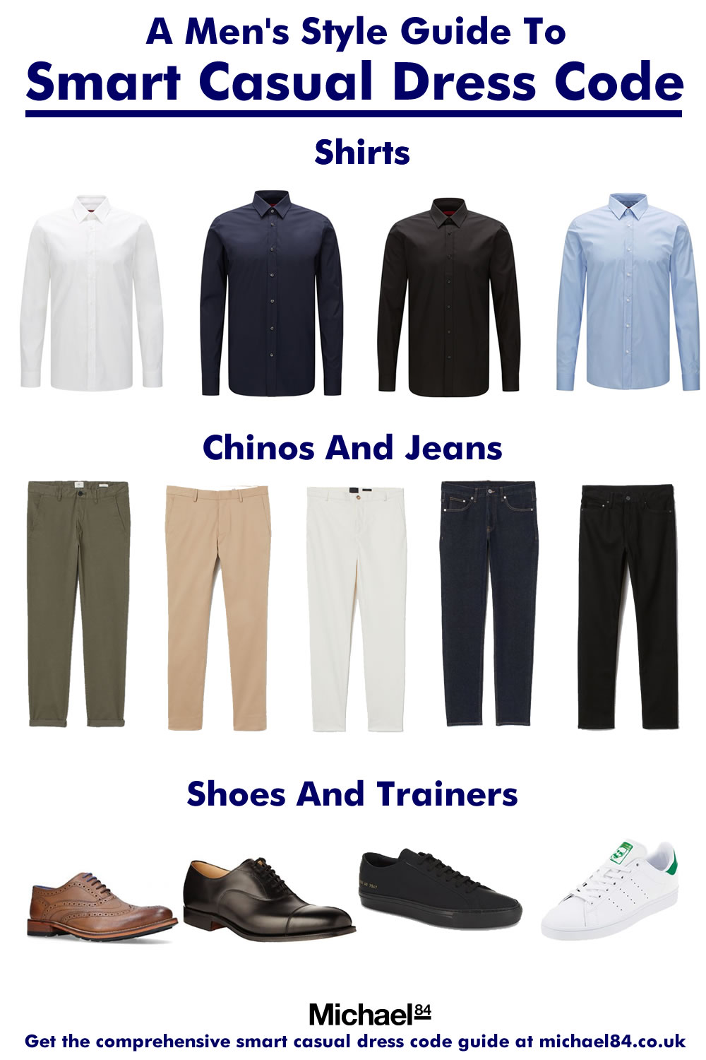 Smart Casual Mens Fashion Ideas And Outfits