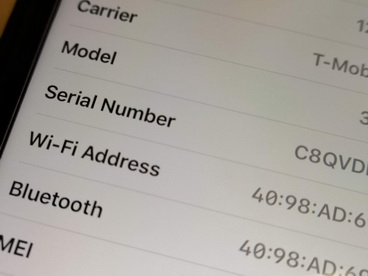 Apple Serial Number Check