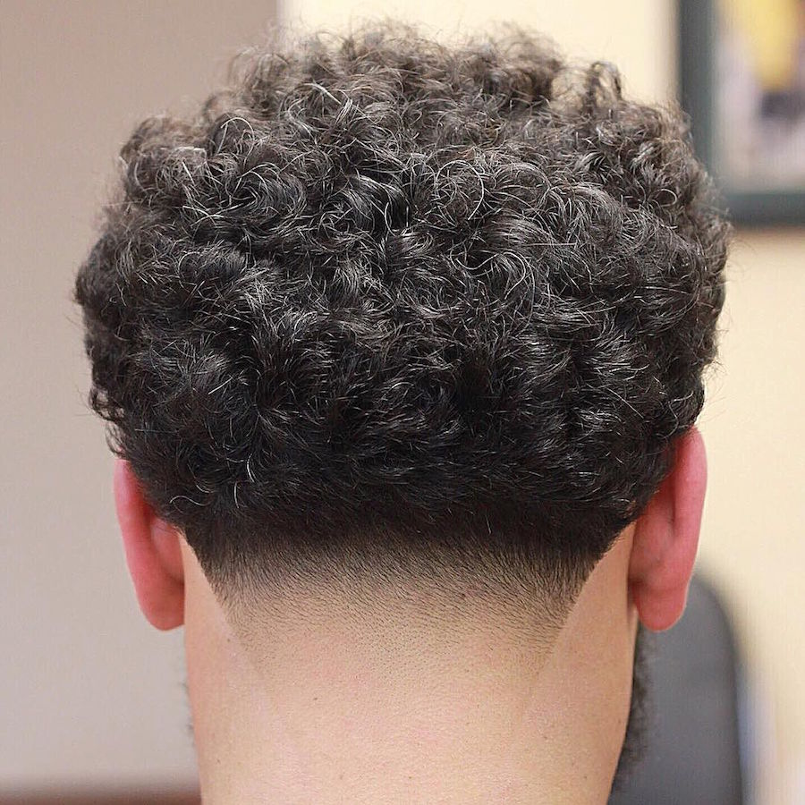 phils_barbershop_and skin taper and curls