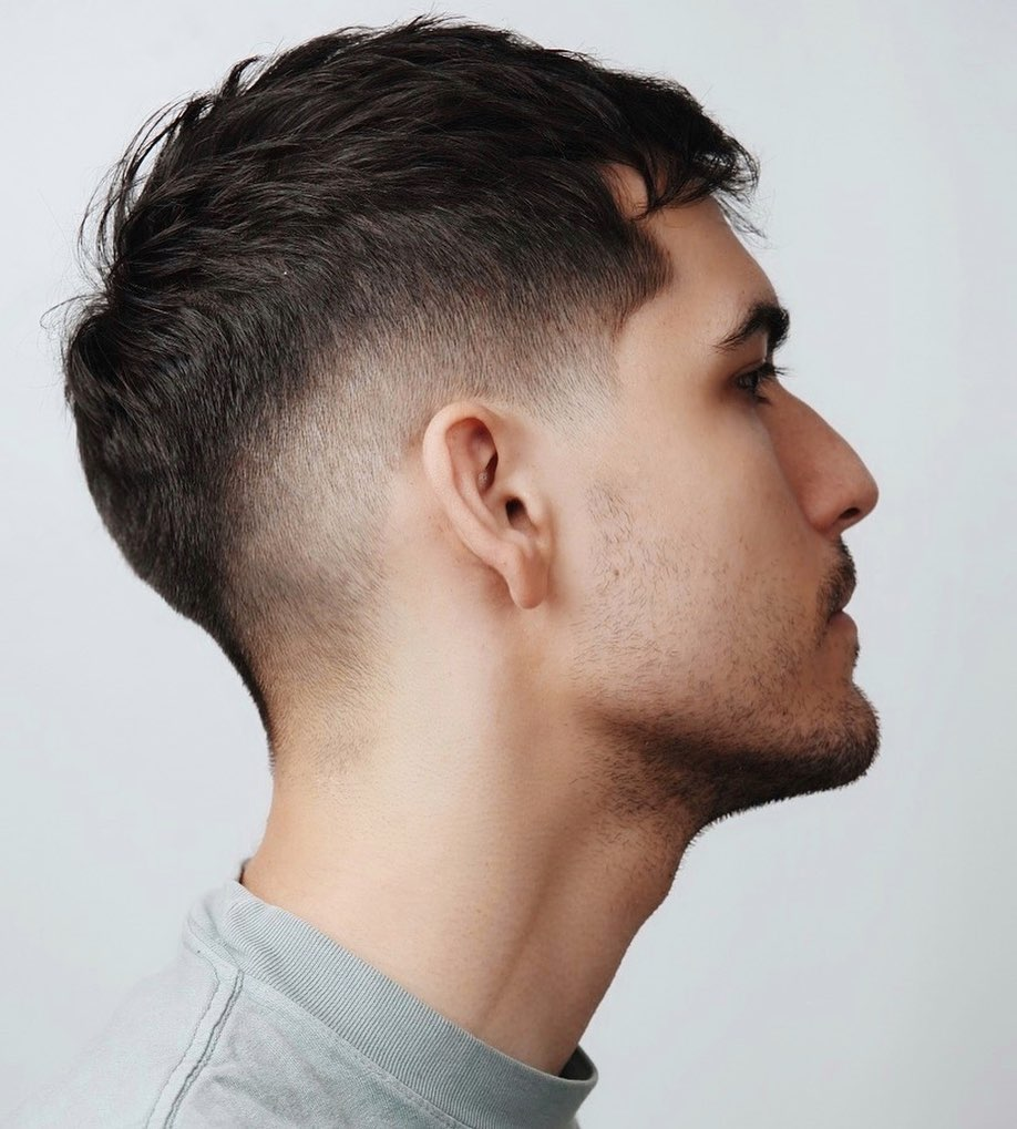 cool textured hairstyles for men