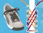 Как завязывать шнурки на кроссовках бантиком – Как завязать шнурки на кроссовках с бантиком и без бантика