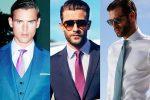 К розовой рубашке какой галстук подойдет – Подбираем галстук к рубашке, руководство по комбинированию. Фото