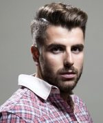 Как называется прическа набок – Прическа на бок мужская — как называется?