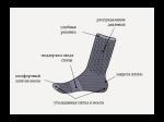Какие носки бывают – Виды и типы носков