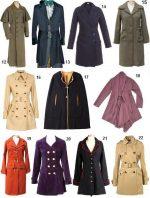 Пальто виды все – Какие бывают виды пальто, женские и мужские, с названиями и фото