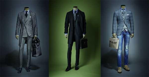 bec5779f Свое начало бренд берет еще с 1968 года, а сегодня эту марку считают  элитной итальянской компанией, производящей высококлассные мужские костюмы.