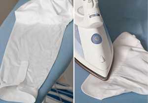 c72f6677b44ef88 Чтобы не образовывались складки или морщины, рубашки следует сушить в  расправленном виде на плечиках.