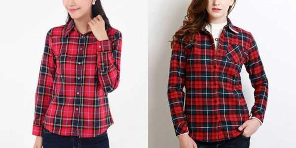 7f46de2e5b0 Клетчатая рубашка – Клетчатая рубашка (99 фото) — с чем носить
