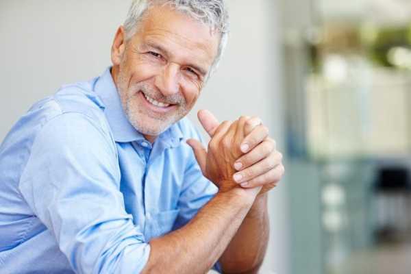 Возрастное уменьшение количества спермы