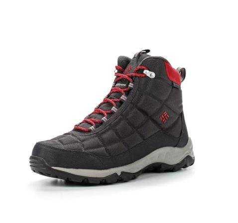 8a258ed9f6bc37 Американский бренд Columbia создает износостойкую обувь, которая отлично  сидит на ноге. Все утеплители и материалы проходят многоуровневую проверку  ...