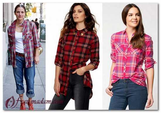 70ea296c5aa Рубашка черно красная – С чем носить мужскую красную рубашку  Модные ...