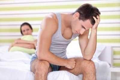 Не частый секс мало спермы